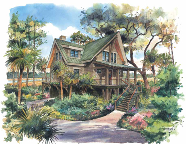 HGTV Dream Home 2013 | Kiawah Island SC Architect | Charleston SC Architect